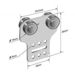 Bearing roller RSM