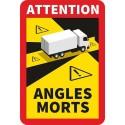 Tablice ostrzegawcze / naklejki ostrzegawcze